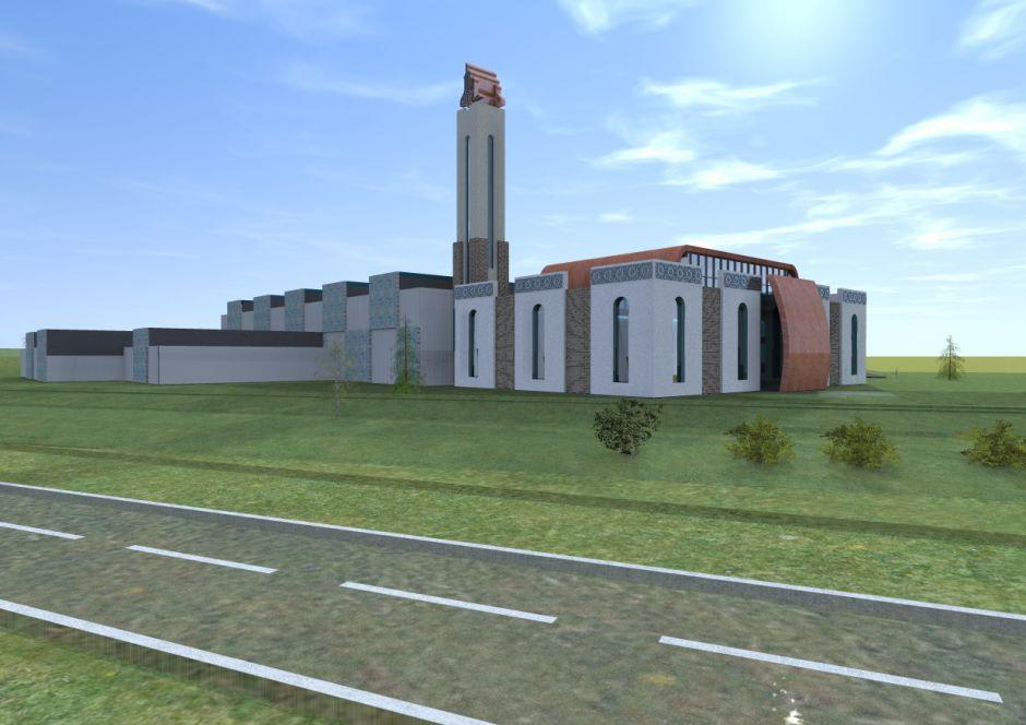 Fort McMurray Islamic Centre | Studio Senbel